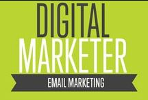 Email Marketing | Digital Marketer / Email Marketing is a crucial part of growing an Unstoppable Business. Trust us-- we know! Here are some tips and resources for powerful emailing.