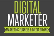 Marketing Funnels & Media Buying | Digital Marketer / At Digital Marketer, we believe that it is Crucial that you understand how we build Unstoppable businesses: by increasing the number of customers, increasing the average transaction value per customer, and increasing the number of transactions per customer.