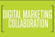 Digital Marketing Collaboration | Digital Marketer / A place to share Digital Marketing Information. Whether the pin is an article, video, picture/gif-- share it here! To join, follow this board and comment on a Pin posted by Digital Marketer.