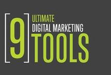 The ULTIMATE Digital Marketing Toolbox | Digital Marketer / Run out of ideas? Do you need some email subject lines, social media headlines, blog post ideas, free templates? Here is the place for ALL of those resources (and some!)