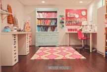Craft Room Inspiration / by Lakeon Thornton