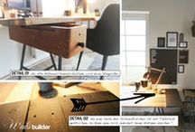 DIY Möbel / Wir bauen unsere Möbel selber ! Inspiration und Anleitungen...