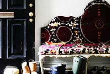 Stylish Interiors: entryway edition / show-stopping entryways