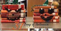 31 Days of Book Inspired Halloween Ideas