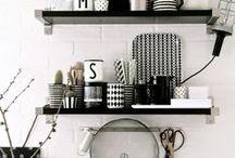 kitchen / Rund um die Küche
