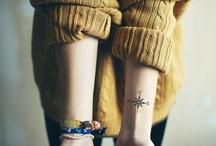 Tattoos 'n stuff / by Katie Houx