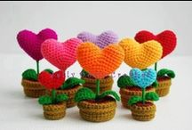 Crochet - Valentine's Day / by Petals to Picots Crochet