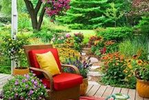 """outdoorHAVEN / Spring is my favourite season of the year.  I associate it with new beginnings, """"blooming"""" synonymous with flourishing, promising, prosperous"""
