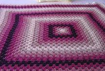 Crochet - Granny Squares & Motifs / by Petals to Picots Crochet