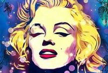 marvelousMARILYN / A legend and a goddess