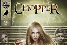 Chopper / by Frank Forte