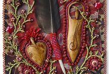 Beadwork / by Mary Jane Valentine