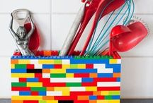 Cool Lego Projects / A variety of cool projects created with Legos
