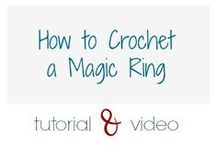 Crochet Tutorials / by Petals to Picots Crochet