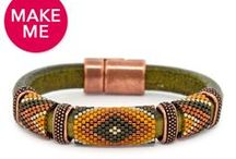 Regaliz™ Leather Cord / by FusionBeads