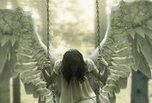 ANGELSamongUS / Angels, cherubs, wings