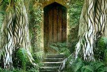 Doors / Doors...portals to new worlds / by Talyaa Liera