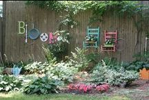 Outside Decor / by Michelle Taylor
