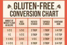 GLUTENfreedom / Menu, recipes, gluten free tips