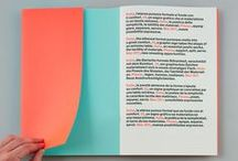 Design - editorial, layouts