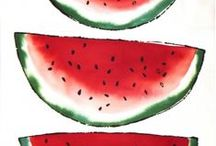 watermelon / Wassermelone