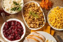 Thanksgiving / Easy family friendly Thanksgiving Recipes and tips. Everything you need to host a Martha Stewart worthy Thanksgiving on a budget and without the fuss.  / by Laura Fuentes/ MOMables.com