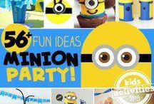 Party Ideas / Planning a party?  We have tons of ideas and the inspiration you need to get it done! Decorations, games, theme foods kids love and more.