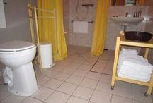 Tourisme & Handicap / La prise en compte du handicap dans notre maison d'hôtes et notre gîte.