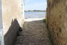 Ruelles et venelles de Charente Maritime