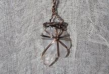 Handmade Necklaces / Sartorial Alchemy ~ http://www.etsy.com/shop/sartorialalchemy / by MeTa MeLa