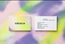 Design - identity, cards, etc.