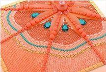 Cadmium Orange - Pantone Fall Color Trend 2015