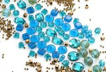 Biscay Bay - Pantone Fall Color Trend 2015 / by Fusion Beads