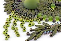 Dried Herb - Pantone Fall Color Trend 2015 / by Fusion Beads