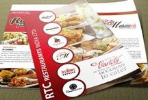 Print Marketing / Marketing your business through print. Flyer, Leaflet and Brochure design