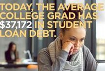 College Savings Solutions / Stockpiling savings for your soon-to-be college student? Need help navigating your own debt? Here, you'll find everything you need to know about financing a college education.