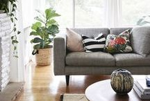 Living Spaces / by Heather Hess