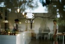 Cafe. / by Juliana Anderson