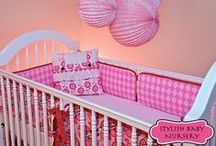 Sew4Home Baby Nursery 1 / Lots of free tutorials for a stylish baby nursery. / by Sew4Home