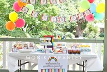 Birthday Banners / by Life & Baby | Evelyn Reinson