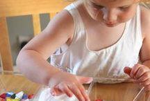 Preschool Ideas / by Julie Hetherington