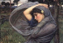 John William Waterhouse / Paintings by John William Waterhouse, 1849-1917 / by Chris Morgan