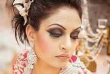 Makeup / south asian wedding and engagement makeup inspiration