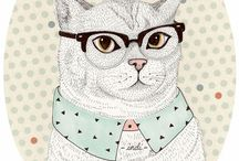 Cat lover / Just cats! / by Diana Arias
