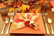 Table Setting Inspiration / by Jodie Shield, RDN