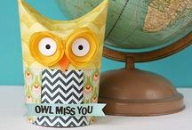 Owls / by Vicki Cavazos