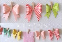 Bows / by Life & Baby | Evelyn Reinson