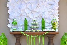 Dessert table background / Dessert table backdrops / by Life & Baby | Evelyn Reinson