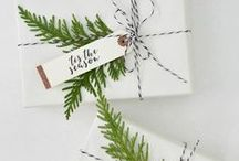 That's A Wrap / gift wrapping ideas, crafting, making, DIY, wrapping paper, gift tags, printables