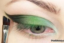 Bellydance makeup / by P. P.L.M